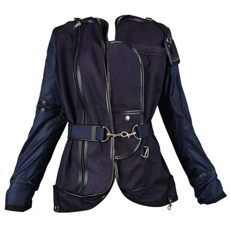 Winter 2006 To 2007 Designer Bag Collection by Maison Martin Margiela Artisanal Garment Bag Jacket 2007