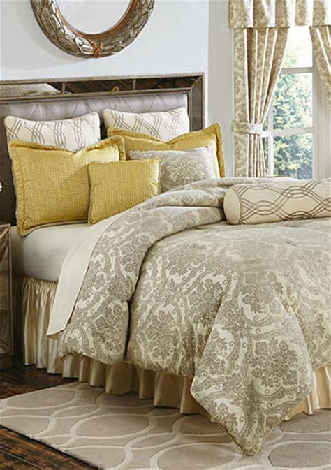 biltmore granduer king comforter set belk