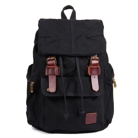 best laptop backpack canvas knapsack backpack best laptop backpack bagsearth