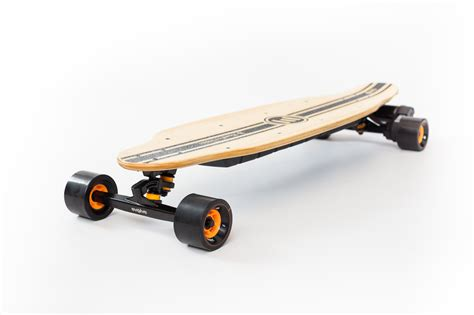 Bor Electric one electric skateboard bamboo from evolve ben buckler