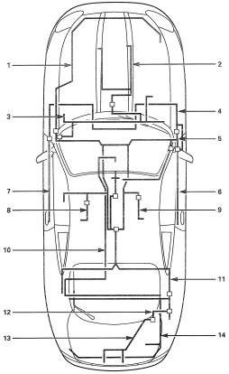 1997 jaguar xk8 wiring harness diagram circuit wiring