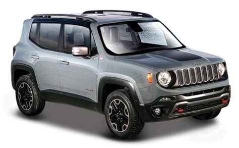 jeep renegade grey cars maisto 31282mgy 2017 jeep renegade in metallic