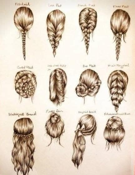 different types of hairstyles diy mix up your mane with creative braid ideas beauty diy