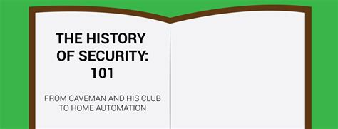 history of security 101