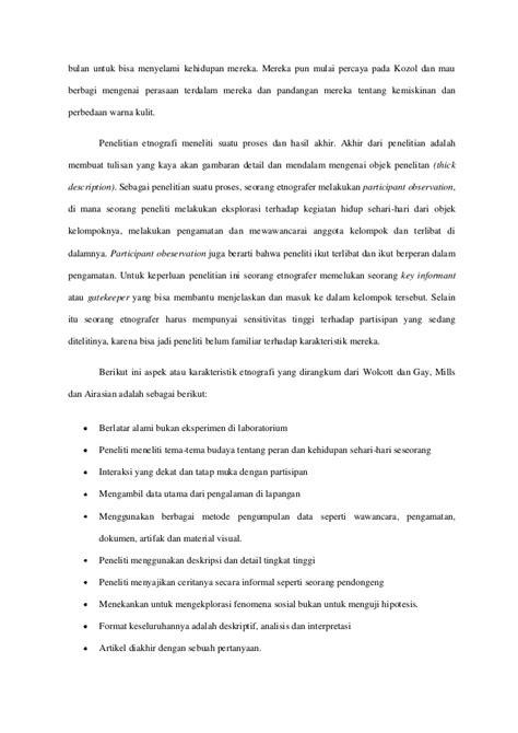 format analisis artikel tugas makalah metodologi penelitian