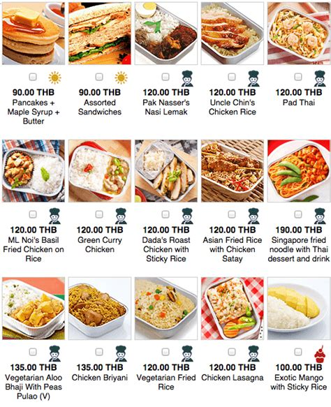 airasia menu trip report low cost carrier airasia from bangkok to