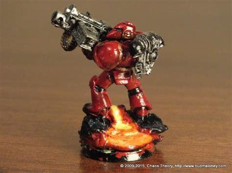badly boy chaos theory chaosified space marines chaos theory mini army finally