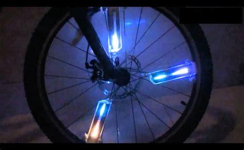 sensoerlue bisiklet ve motosiklet icin  led flash tekerlek