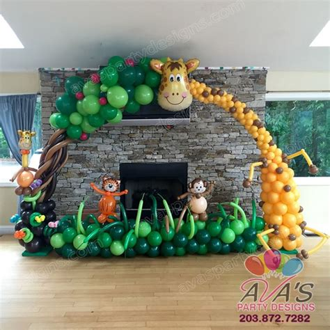 25 best ideas about safari decorations on - Jungle Theme Birthday Decoration Ideas