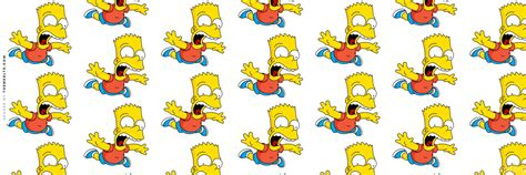 the simpsons background bart backgrounds wallpapers zone desktop background