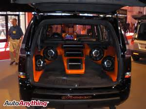 Aftermarket Connected Car Systems Custom Audio Systems Sema 2008 Autoanything Coupons