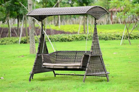 outdoor swing chair covers 2 person wicker garden swing chair outdoor hammock patio