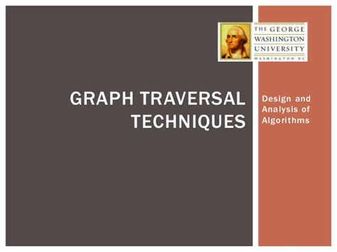 visitor pattern graph traversal graph traversal algorithms depth first search traversal