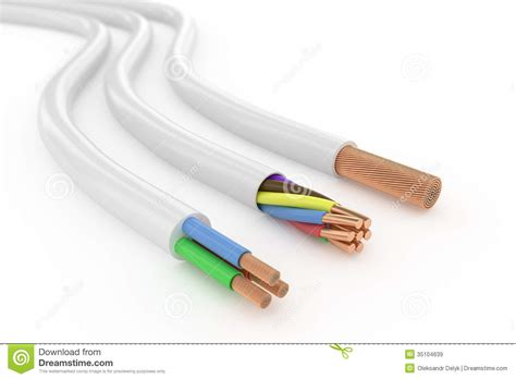 electrical cables royalty free stock images image 35104639