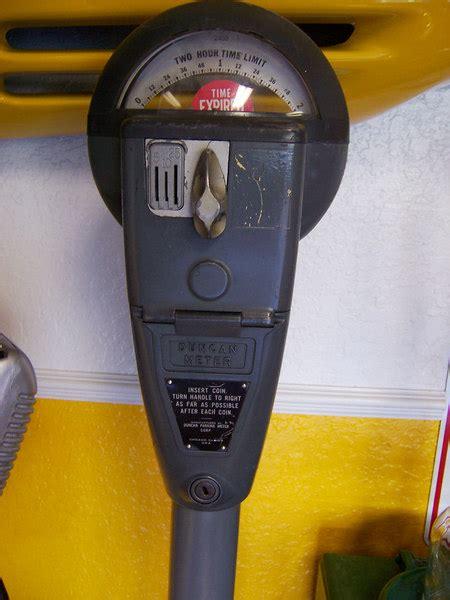 parking meters  hamb