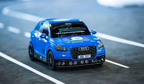 Audi : des voitures autonomes miniatures développées par des étudiants