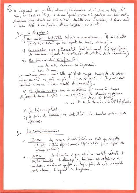 Exemple De Lettre Logement Insalubre Logement Ind 233 Cent 171 Un Micro Sous Votre Oreiller