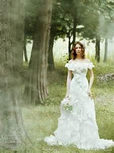 wedding dresses for garden weddings wedding dresses by dearte wedding inspirasi