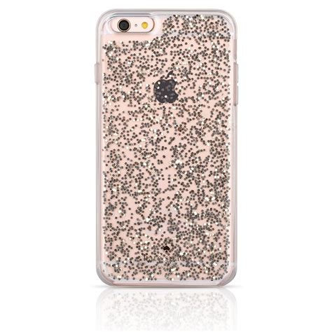 Iphone 6 Plus 6s Plusbaseus Shining Gold kate spade iphone 6 plus 6s plus clear glitter