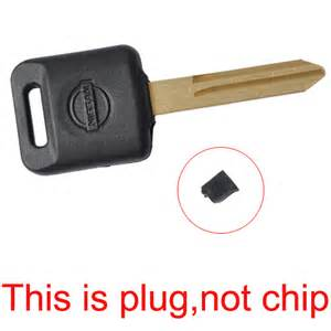 Nissan Frontier Key Transponder Key Blank For Nissan Maxima Frontier Altima Ebay