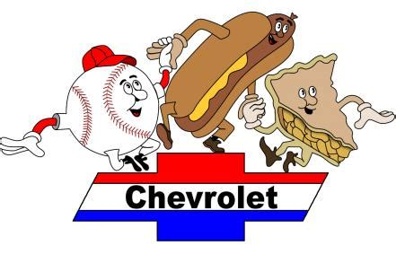 baseball dogs apple pie and chevrolet