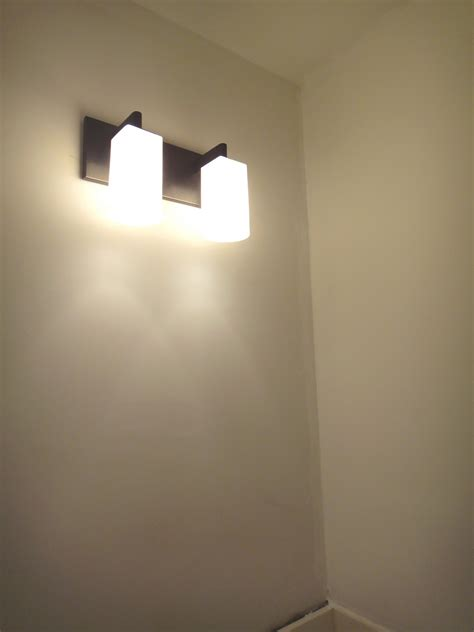 Bathroom Light With Outlet Bathroom Lighting With Electrical Outlet Simple Home Decoration