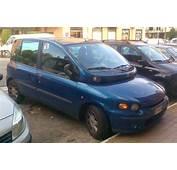2000 Fiat Multipla Photos Informations Articles