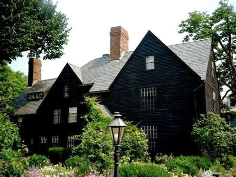 The House Of Seven Gables by Galardo House Of The Seven Gables