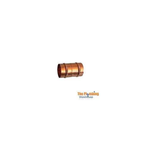 The Plumbing Warehouse by The Plumbing Warehouse Solder Ring 54mm Slip Coupling Wras