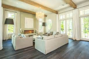 Cottage Living Room Flooring Gray Wood Floors Cottage Living Room Pizitz Home And