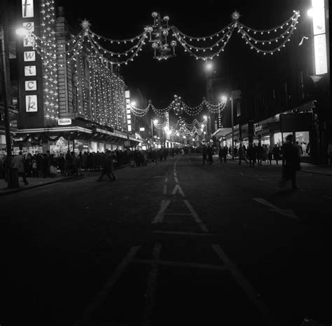 newcastle northumberland street christmas christmases past chronicle live