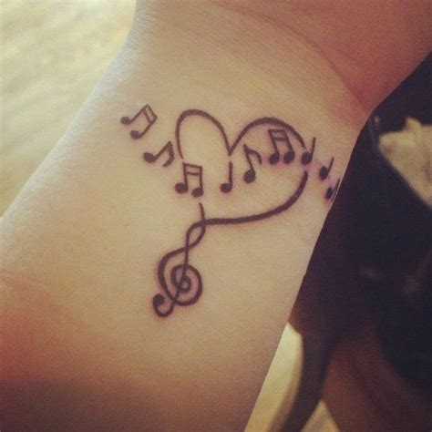 small music tattoos for girls best 25 small tattoos ideas on