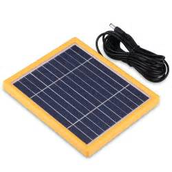 solar panel for lights outdoor solar lighting system kit with 2 led lights solar