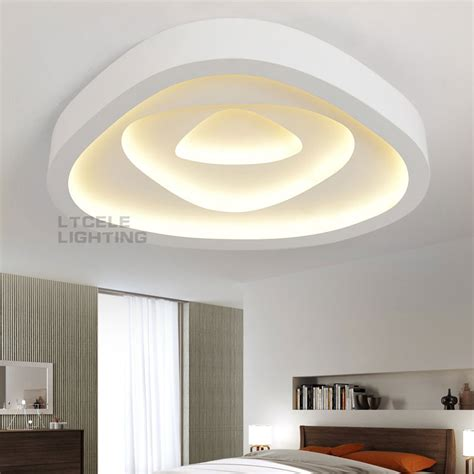 led light ceiling l for indoor home lighting bedroom
