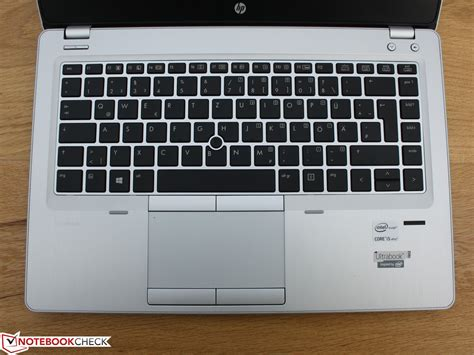 Review HP EliteBook Folio 9470m Ultrabook   NotebookCheck