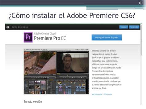 adobe premiere cs6 slideshow hacer draw my life