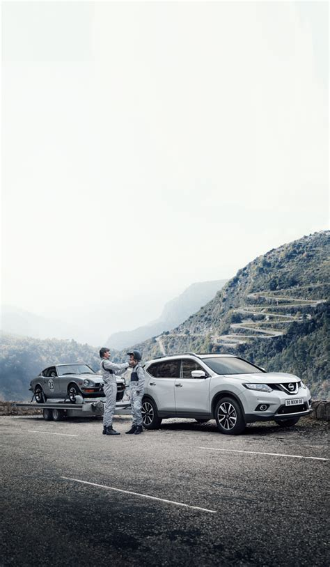 nissan luxembourg voitures citadines crossovers