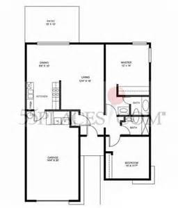 Leisure Village Camarillo Floor Plans by Monterey Floorplan 961 Sq Ft Leisure Village