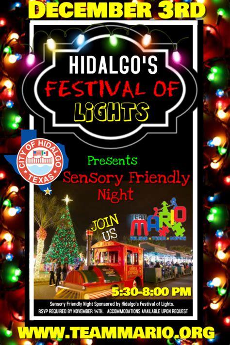 festival of lights hidalgo tx hidalgo festival of lights december 3 team mario