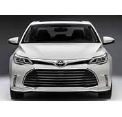 2018 Toyota Avalon Release Date And Redesign  2017 Car Reviews