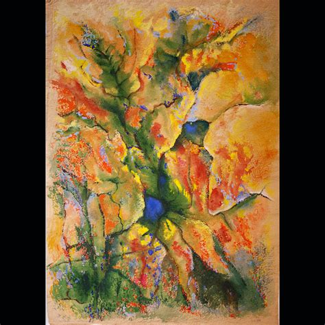 Handmade Paintings For Sale - paintings for sale capriccio vi abstract painting on