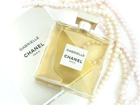 Eau De Parfum Chanel new chanel fragrance gabrielle chanel eau de parfum