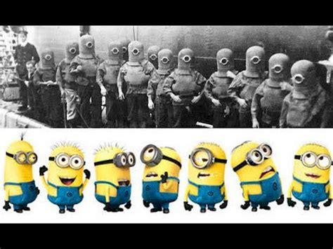 imagenes minions nazis minions nazi los minions no tienen nada que ver con nazis