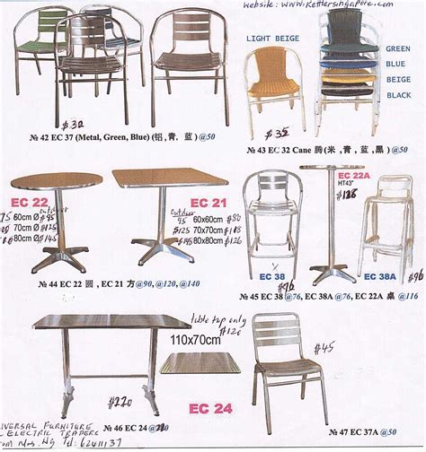 Rental Of Tables And Chairs For Singapore by Polyethylene Folding Table Gs Table Universal