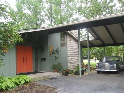 mid century colors mid century modern ranch exterior on pinterest modern