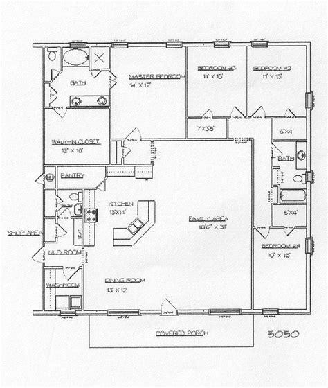 shop with living quarters plans 17 best images about pole barn shop living quarters on