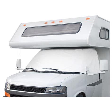 boat windshield travel cover classic accessories rv windshield cover 157063 rv