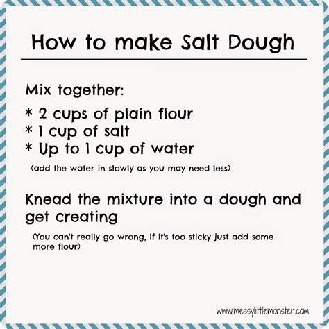 salt dough salt dough crafts salt dough