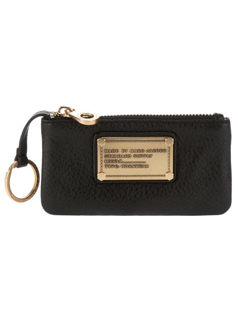 Marc By Marc Owl Leather Purse by Marc By Marc Wallets In Black Lyst