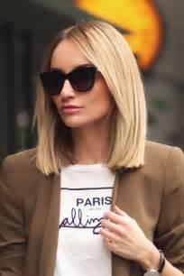 hairstyles blunt cut 3134 best hair short medium images on pinterest